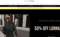 英国时尚电商 In The Style 计划明年进行IPO