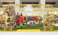 The North Face × Gucci 限时店在北京 SKP 开幕
