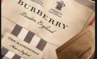 Burberry连续六年荣登道琼斯可持续发展指数
