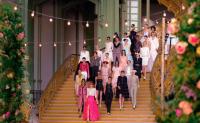 品牌 Chanel于北京发布2021春夏高级定制系列作品