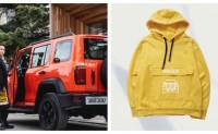 品牌 ChiZhang与汽车品牌WEY推出联名卫衣