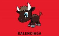 Balenciaga 首次推出新春胶囊系列