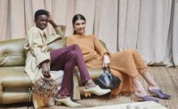 "Nanushka 与 EON 推出""Connected Fashion"" 互联时尚项目"