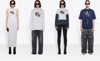 品牌 Balenciaga推出牛年新春胶囊系列