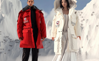 品牌 Canada Goose与中国设计师联名系列