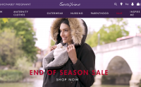 英国孕妇装品牌 Seraphine 以5000万英镑被投资公司收购