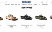 传:德国凉鞋品牌 Birkenstock 或被私募基金收购