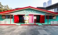 Doraemon x Gucci 成都限时店正式开幕