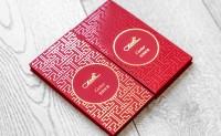 卡地亚:中国传统窗棂纹样搭配猎豹元素