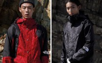 The North Face:牦牛加剪纸