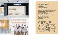 % ARABICA 雅加达第 2 家门店今天开幕