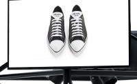 Prada 推出 Synthesis 尖头帆布鞋