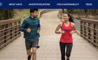 亚瑟士 Asics 2020全年举办了1190场虚拟马拉松赛事
