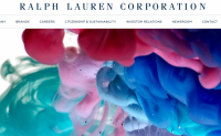 Ralph Lauren 推出首个零废水棉纱染色系统