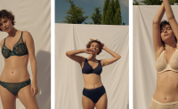 在性感内衣的发源地法国,舒适和实用主义正在悄悄兴起