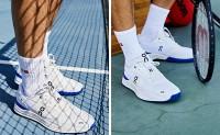 德勒在加入 On 后首款专属比赛用网球鞋 THE ROGER Pro