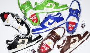Supreme x Nike SB Dunk Low 发售时间确定
