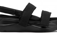 Rick Owens DRKSHDW 全新纯黑 Abstract Sandal