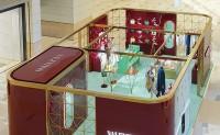 Valentino 在万象城中庭开出限时概念店
