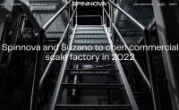芬兰纤维技术公司 Spinnova 与巴西木浆生产商合作建厂     .