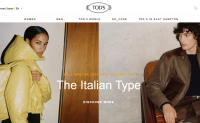 Tod's 集团上半财年销售明显复苏