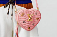 Louis Vuitton推出新款New Wave Heart Bag