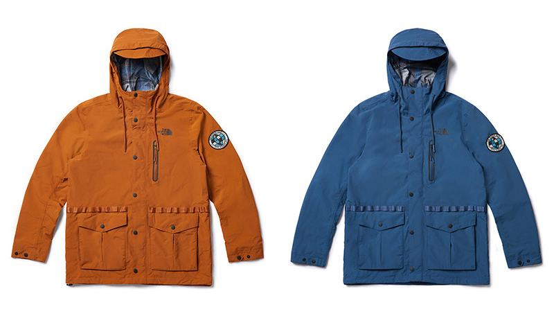 """The North Face 发布""""探索世界""""系列"""