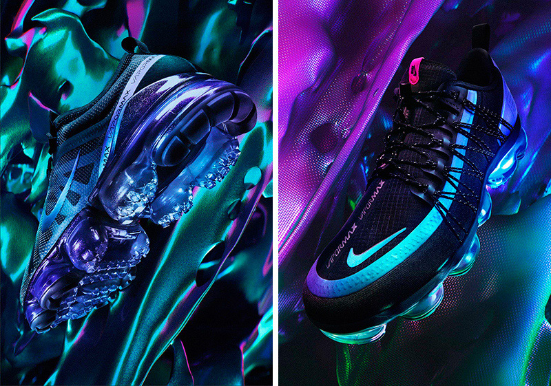 NIKE Air Max Throwback Future Pack 系列