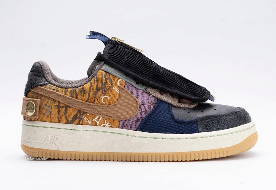 "Travis Scott x NIKE Air Force 1 Low""Cactus Jack"""