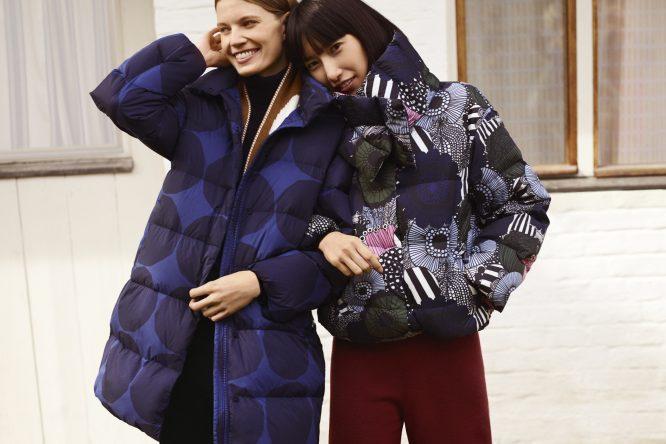 优衣库 X Marimekko 让你脱颖而出的秋冬单品