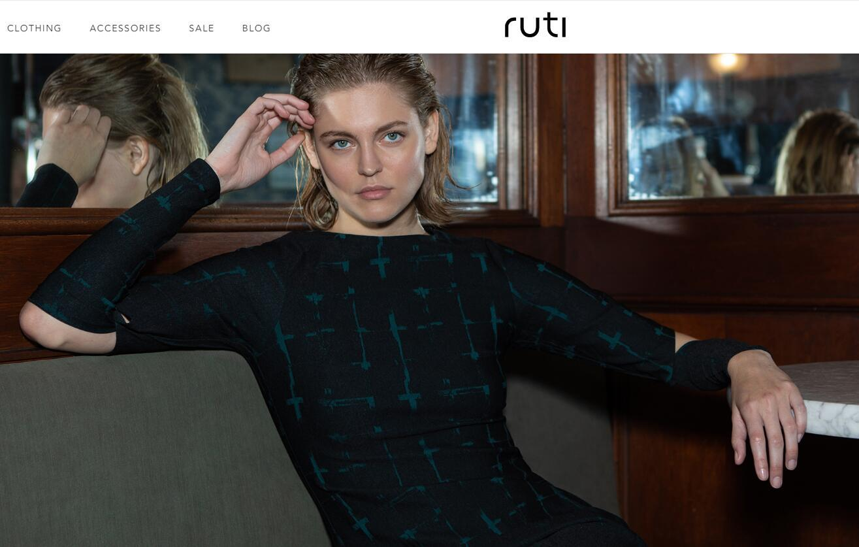 人工智能驱动的女装品牌 Ruti 完成A轮融资