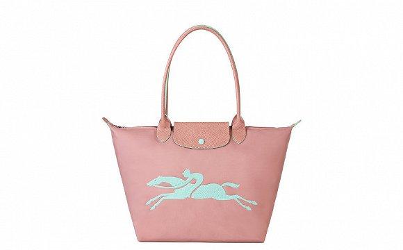 "Longchamp推出限定""Le Pliage""包袋系列"