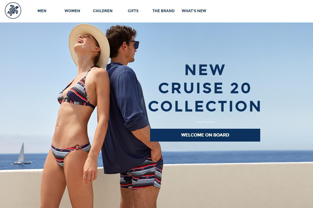 亚马逊创始人贝索斯带火 Vilebrequin 品牌的章鱼短裤