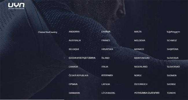 意大利时尚功能性运动品牌UYN正式登陆中国