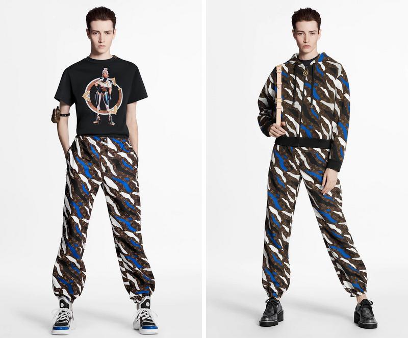 LV x《英雄联盟》联名服饰系列开启预售