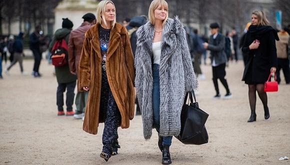 你马上就要买不到Sandro和Maje的皮草小外套了