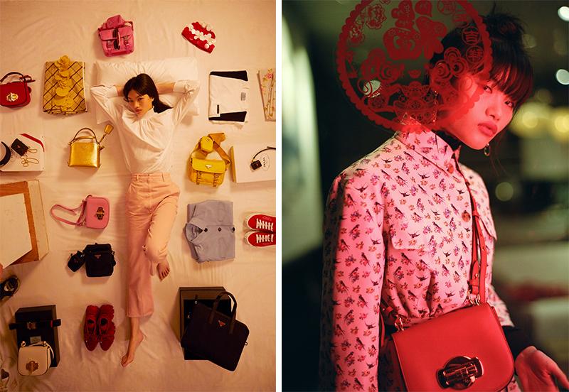 Prada 发布新年线上短片《归程》