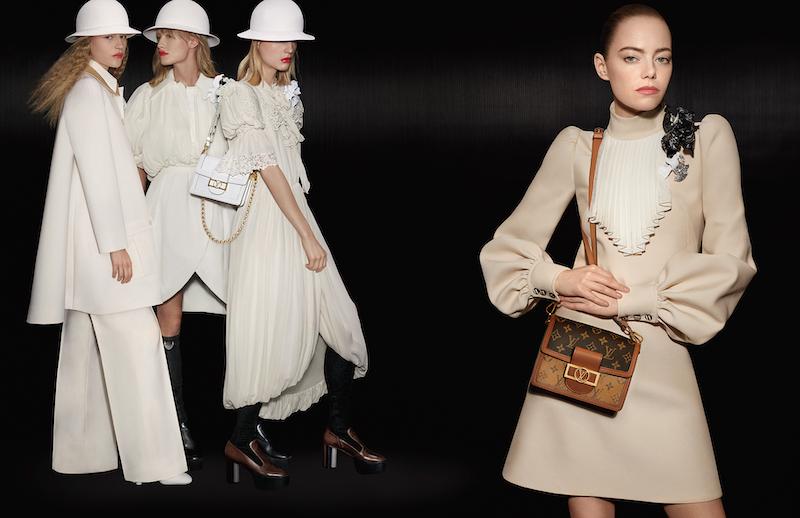 Louis Vuitton 带来 2020 春夏女士系列广告特辑