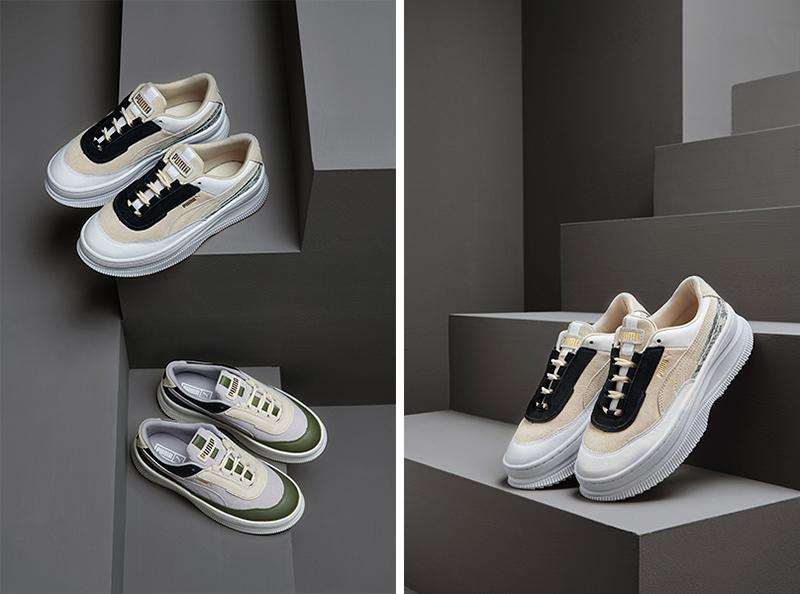 PUMA 带来全新 DEVA 系列鞋款