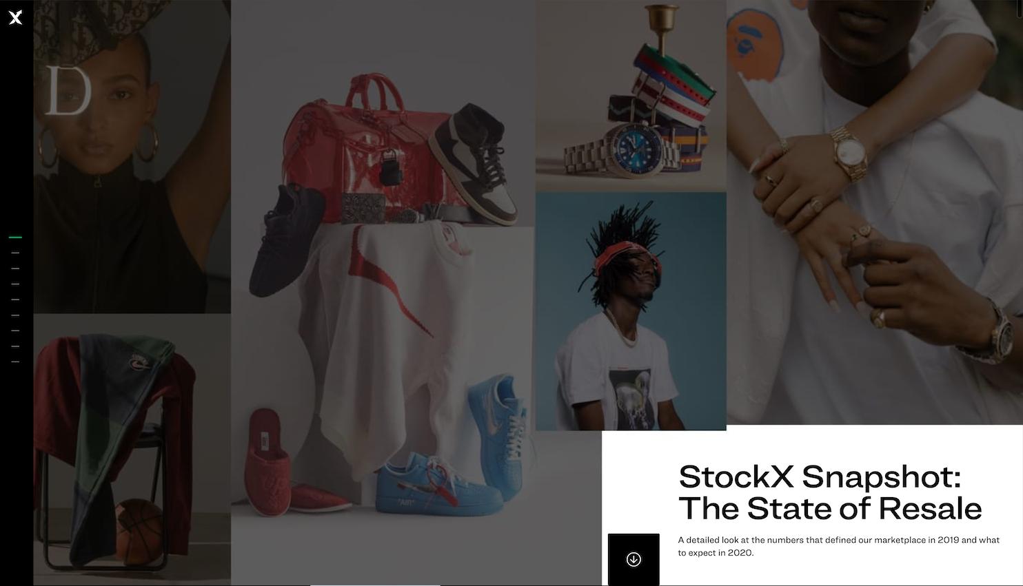 StockX年度报告:全球二手运动鞋市场规模达到 60亿美元