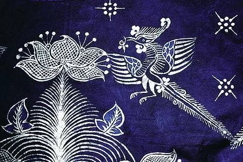 布依族的独特技艺:枫香染