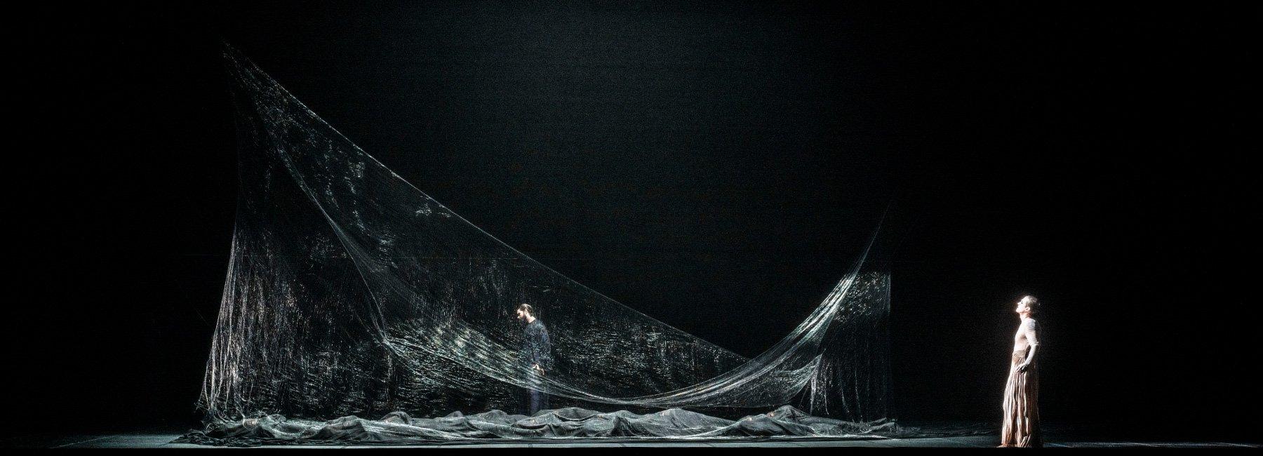 超震撼手工编织变形装置助力经典歌剧