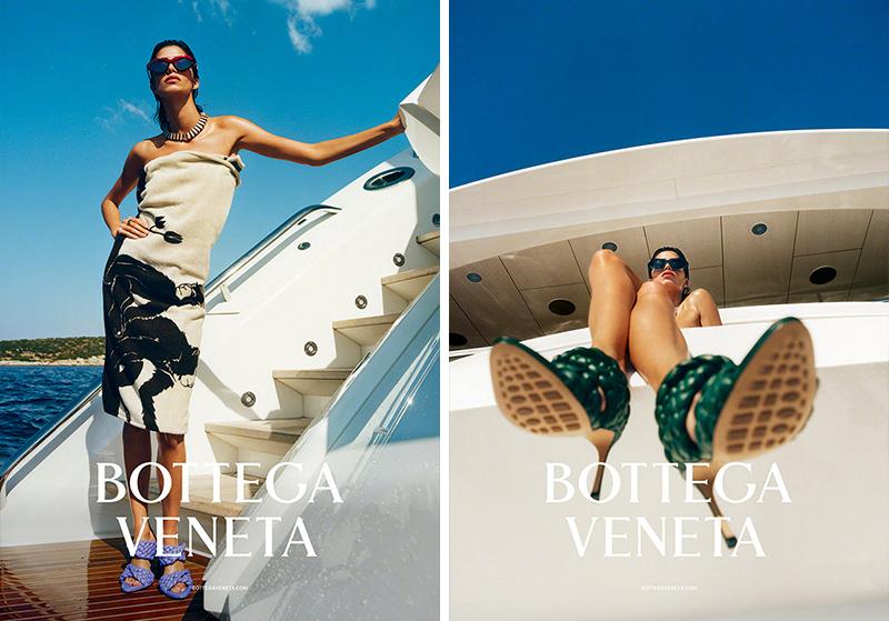 Bottega Veneta 2020 春夏广告大片发布