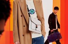 Louis Vuitton推出全新Taïgarama印花配饰系列