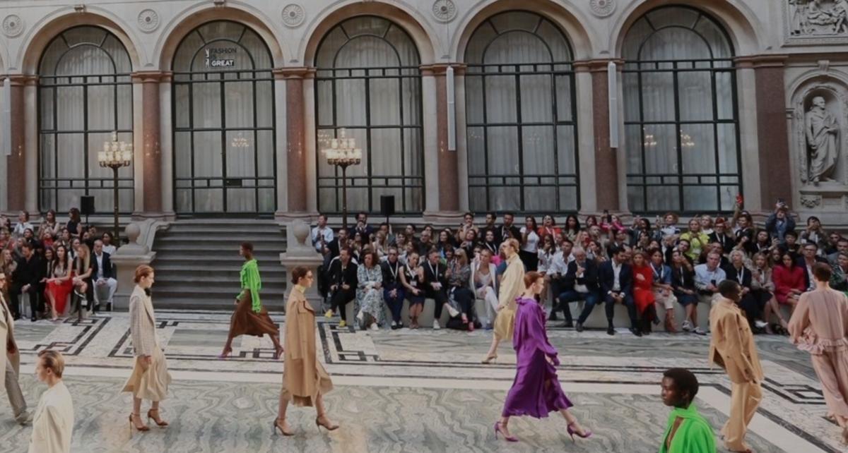 50个华人设计师品牌参与国际四大时装周