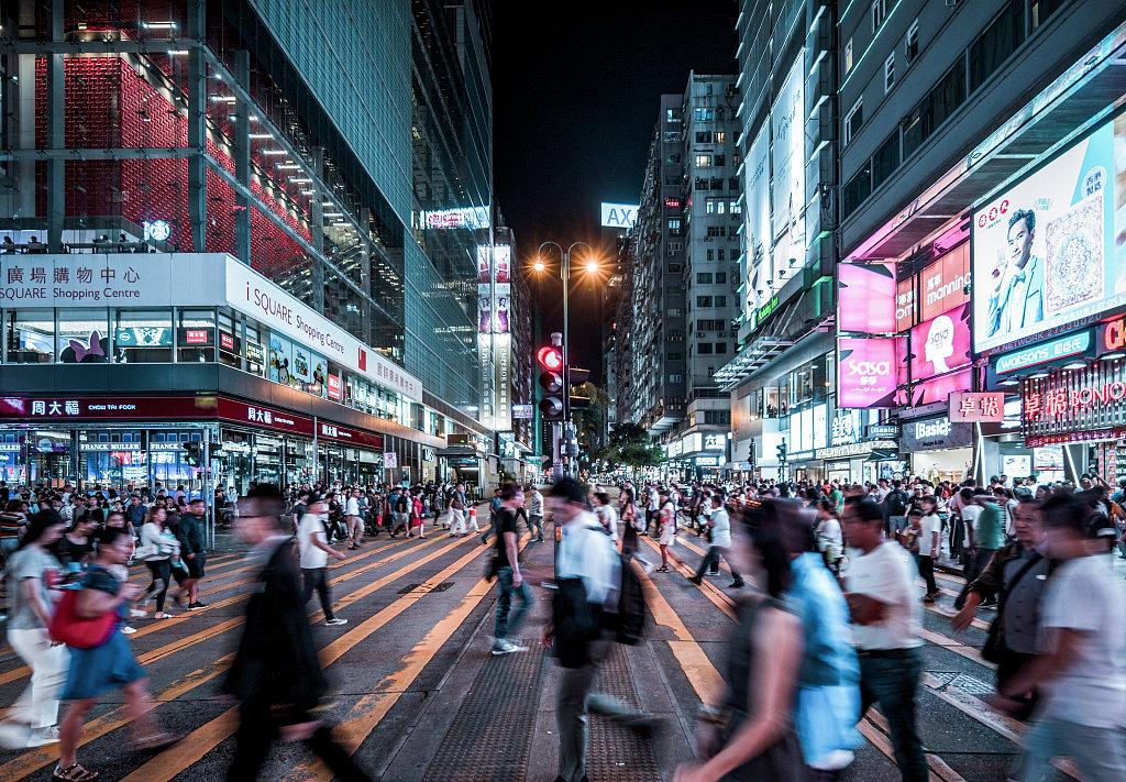 疫情让香港多家商业地产决定下调二月份租金