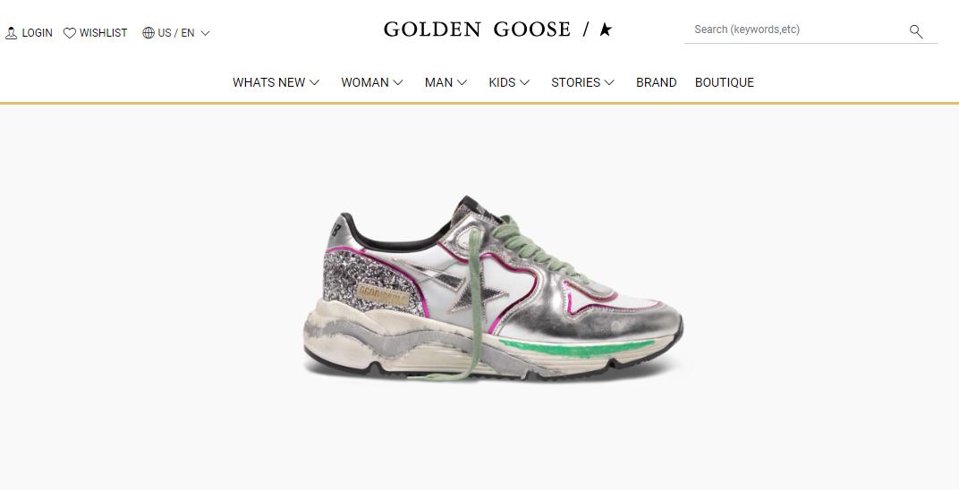 意大利潮鞋 Golden Goose被私募基金凯雷卖给Permira