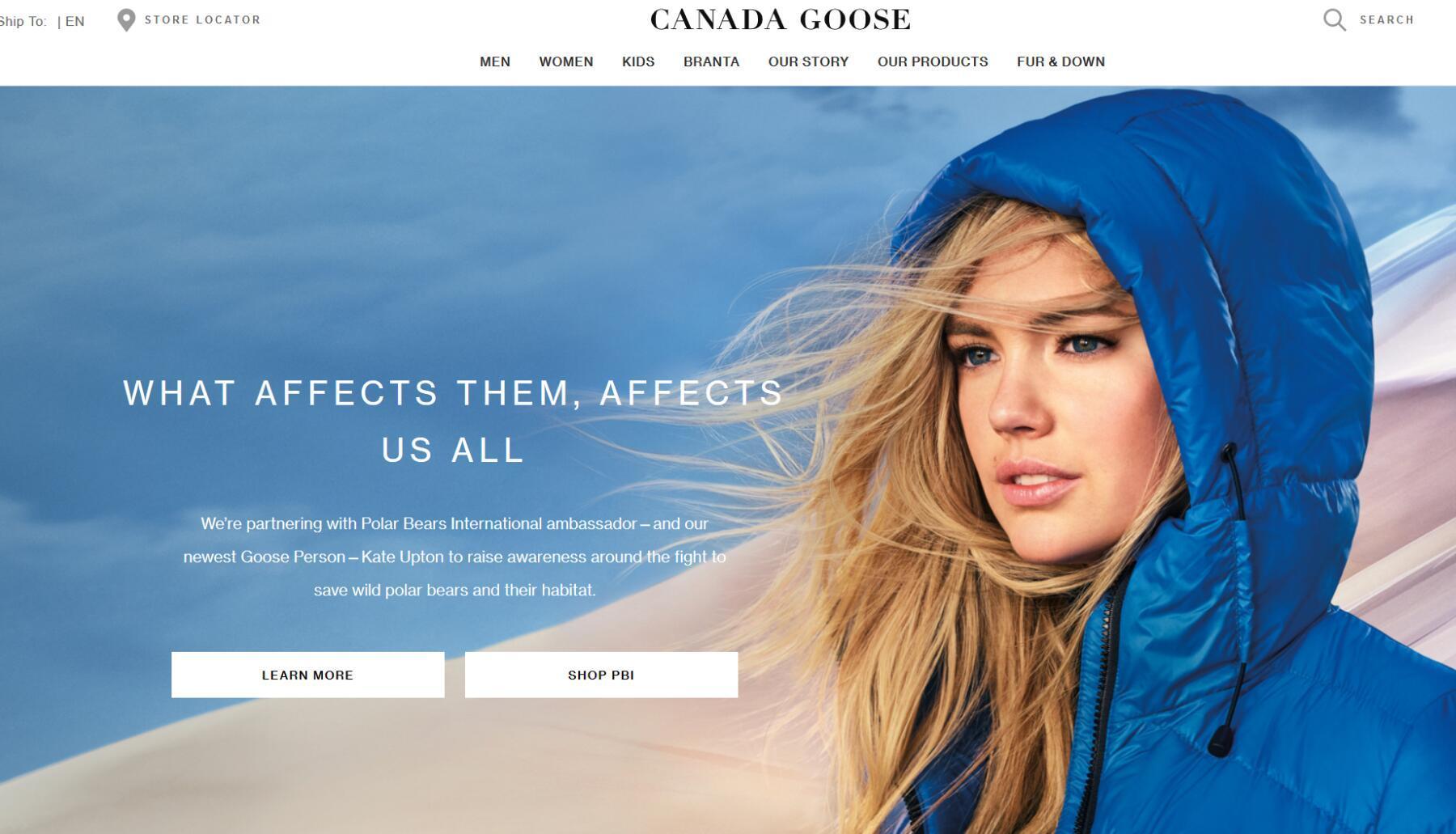 加拿大鹅最新季报:亚洲市场销售大增107.5%