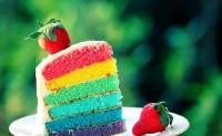 把美食色彩穿上身-食用色素染色