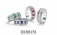 豫园珠宝获意大利高级品牌DAMIANI和轻奢品牌SALVINI大中华区独家经营权